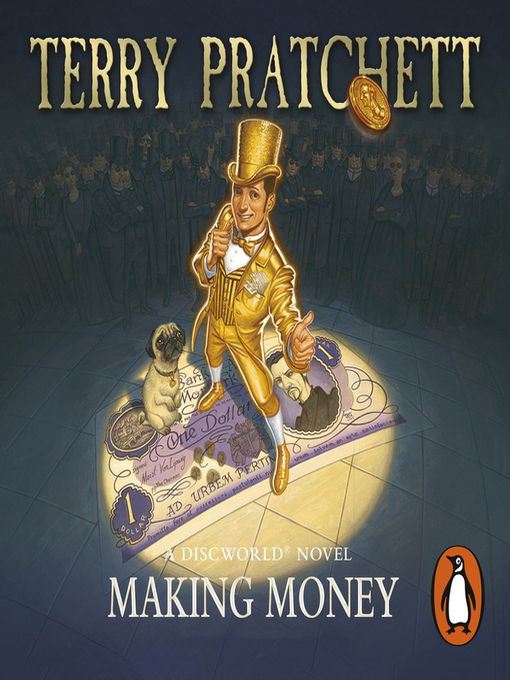 Title details for Making Money by Terry Pratchett - Available
