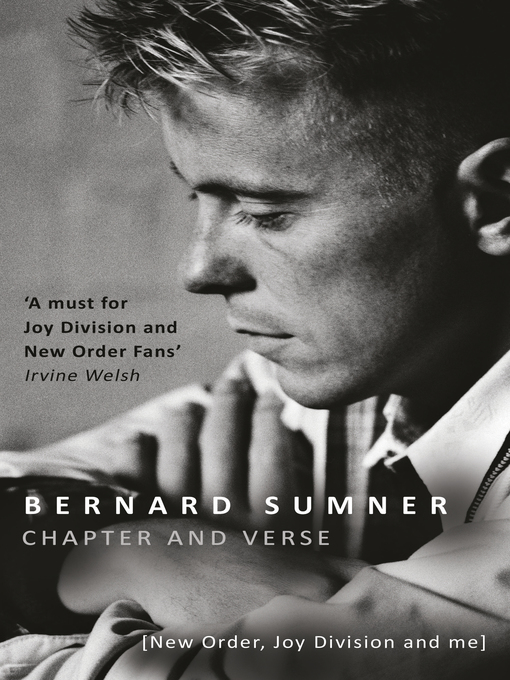 Title details for Chapter and Verse by Bernard Sumner - Available