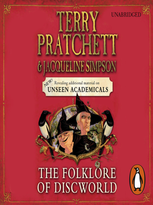 Title details for The Folklore of Discworld by Terry Pratchett - Wait list