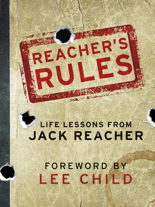 Title details for Reacher's Rules by Jack Reacher - Available