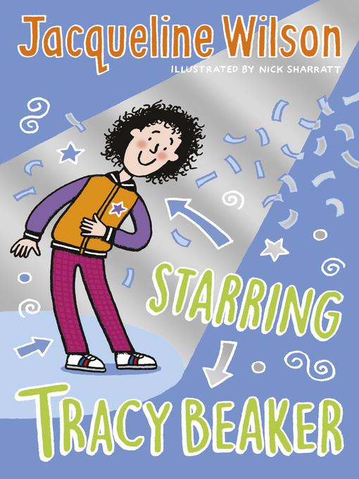 Title details for Starring Tracy Beaker by Jacqueline Wilson - Wait list