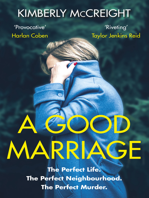 Title details for A Good Marriage by Kimberly McCreight - Available