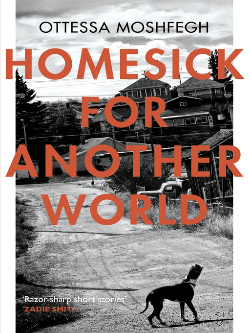 Title details for Homesick For Another World by Ottessa Moshfegh - Wait list