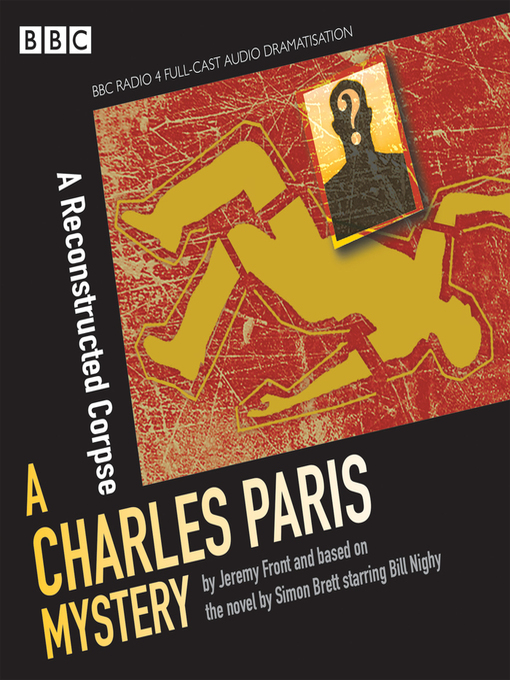 Title details for Charles Paris--A Reconstructed Corpse by Simon Brett - Available