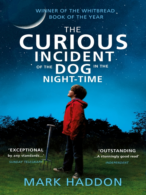 Title details for The Curious Incident of the Dog in the Night-time by Mark Haddon - Wait list
