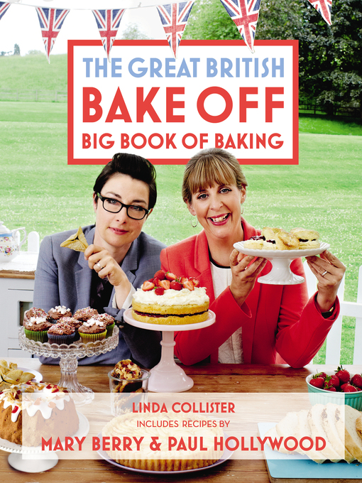 Title details for Great British Bake Off by Linda Collister - Wait list