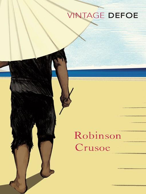 Title details for Robinson Crusoe by Daniel Defoe - Wait list