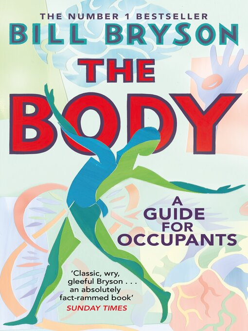 Title details for The Body by Bill Bryson - Available