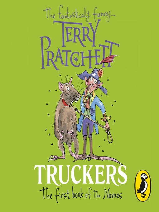 Title details for Truckers by Terry Pratchett - Available
