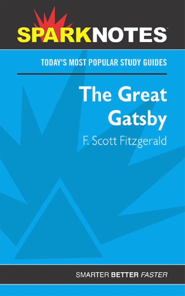 easy essay topics for the great gatsby