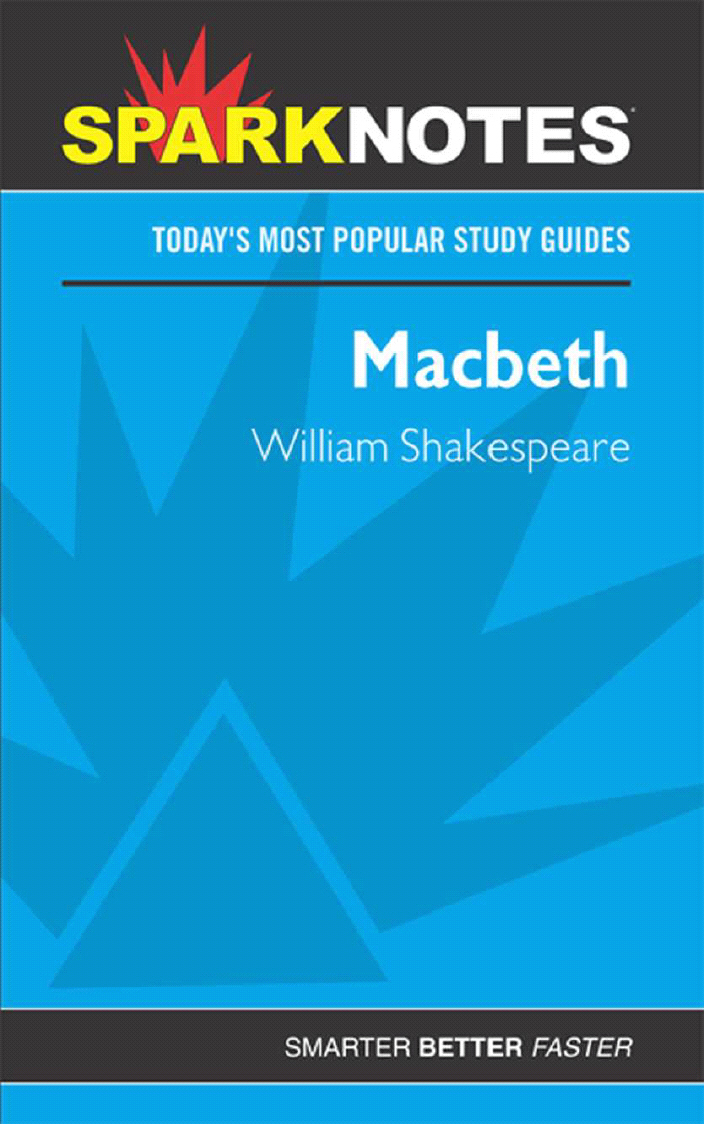 Sparknotes Macbeth Pdf