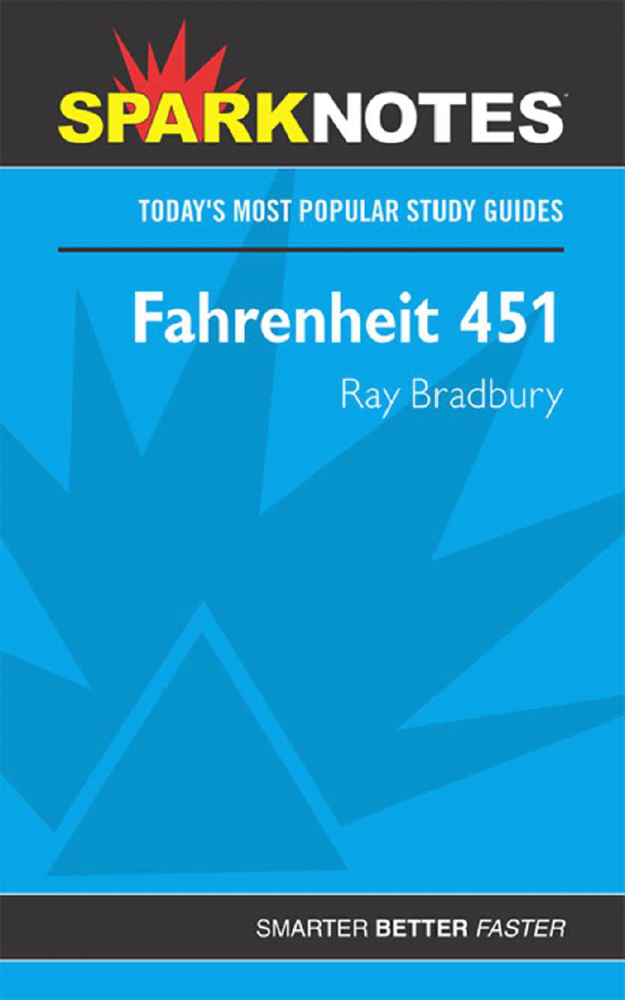 Title details for Fahrenheit 451 (SparkNotes) by SparkNotes - Available