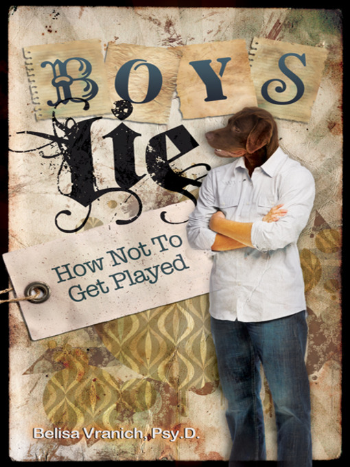 Cover of Boys Lie