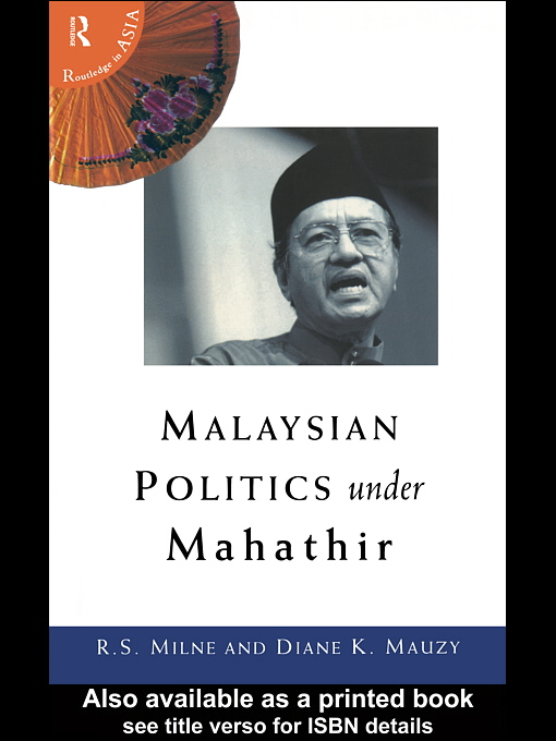 Malay Dilemma Ebook