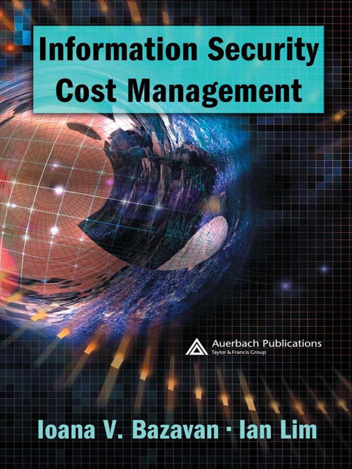 Cover of Information Security Cost Management
