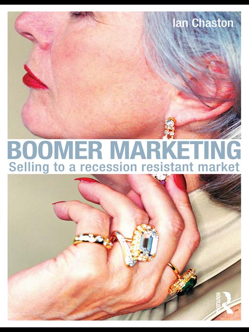 Title details for Boomer Marketing by Ian Chaston - Available