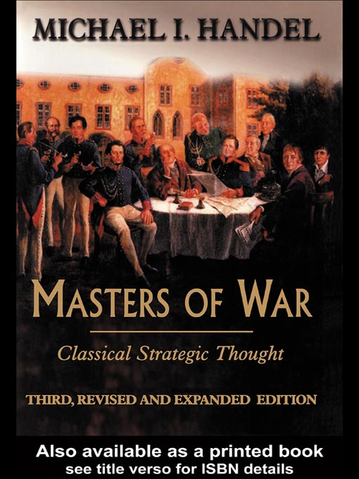 Cover of Masters of War