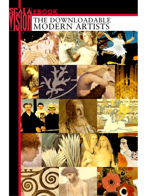 Cover of Scala Vision: The Downloadable Modern Artists