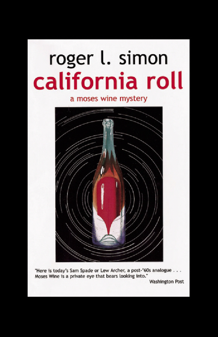 Title details for California Roll by Roger L. Simon - Available