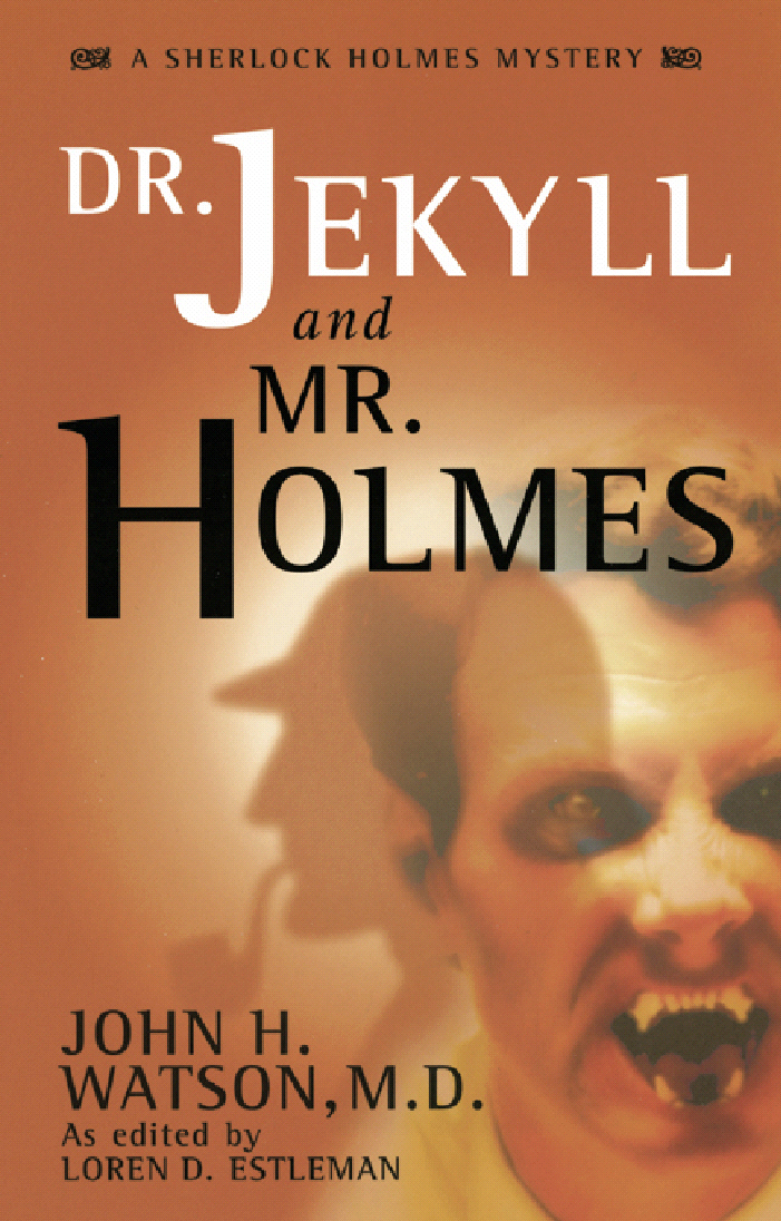 Title details for Dr. Jekyll and Mr. Holmes by Loren D. Estleman - Available