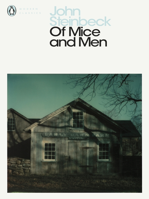 Title details for Of Mice and Men by John Steinbeck - Available