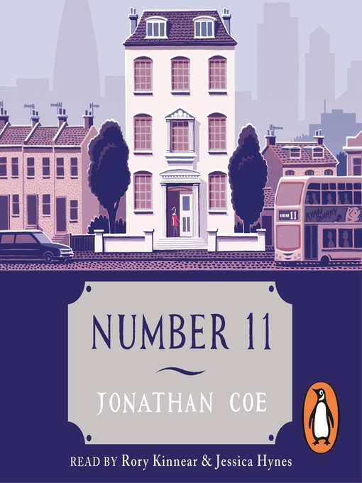 Title details for Number 11 by Jonathan Coe - Available