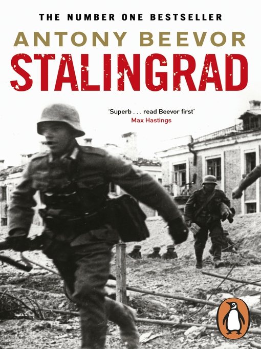 Title details for Stalingrad by Antony Beevor - Available