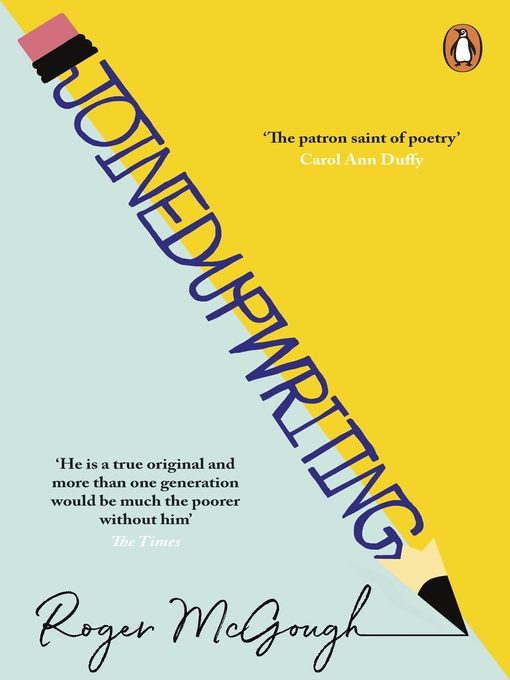 Title details for joinedupwriting by Roger McGough - Available