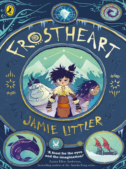 Title details for Frostheart by Jamie Littler - Available