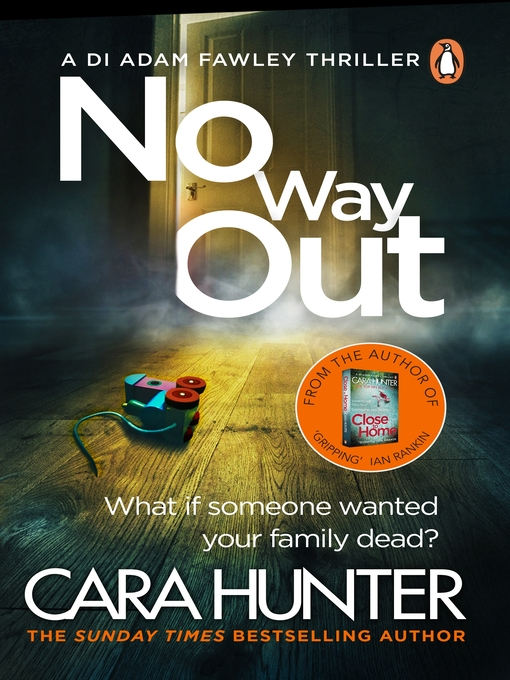 Title details for No Way Out by Cara Hunter - Wait list