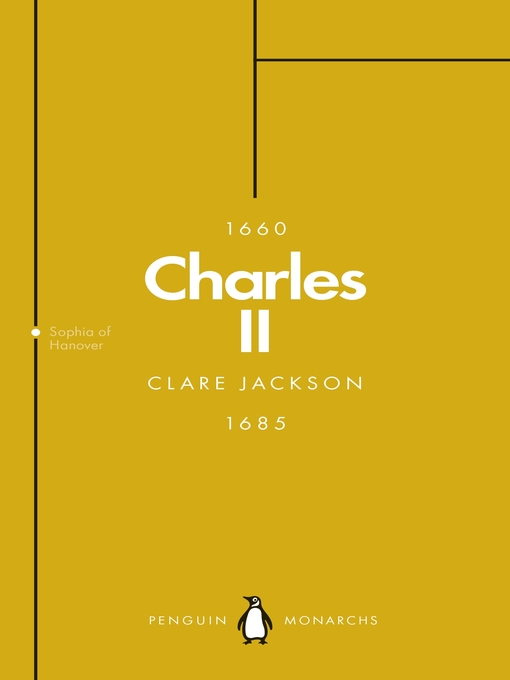 Title details for Charles II by Clare Jackson - Available
