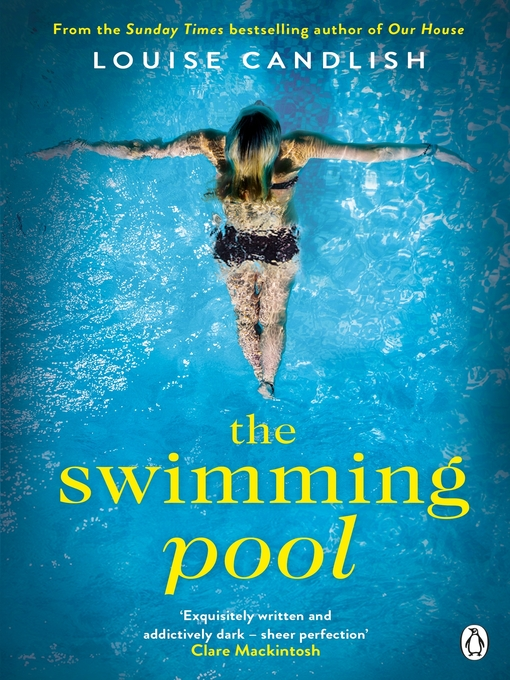 Title details for The Swimming Pool by Louise Candlish - Available