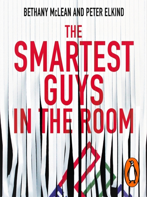 Title details for The Smartest Guys in the Room by Peter Elkind - Wait list