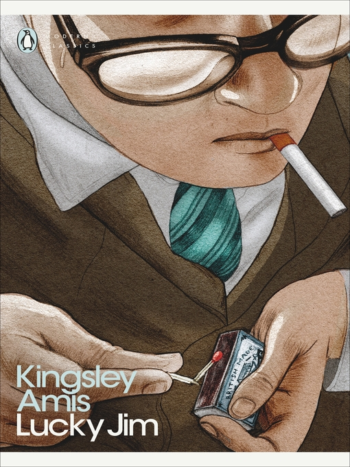 Title details for Lucky Jim by Kingsley Amis - Wait list