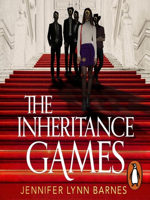 Title details for The Inheritance Games by Jennifer Lynn Barnes - Wait list