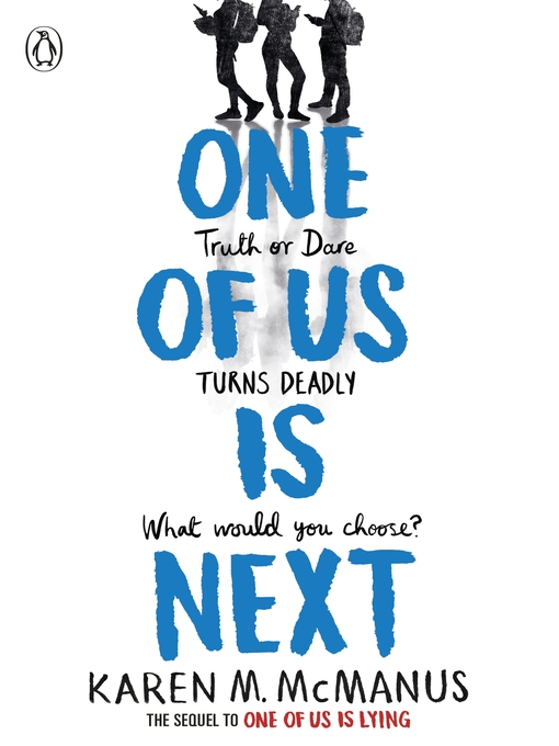 Title details for One of Us Is Next by Karen McManus - Available