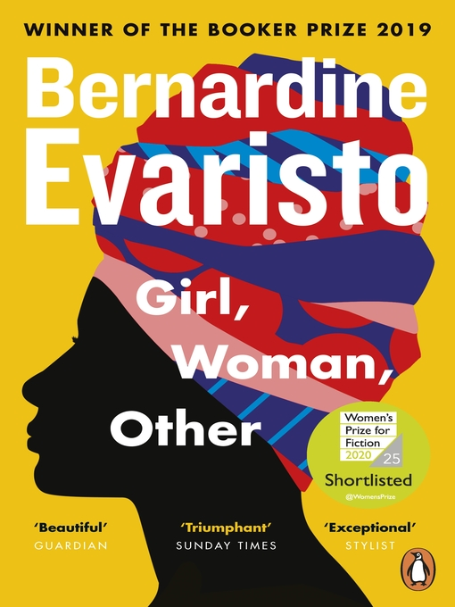 Title details for Girl, Woman, Other by Bernardine Evaristo - Wait list