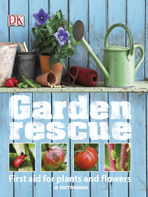 Title details for Garden Rescue by Jo Whittingham - Available