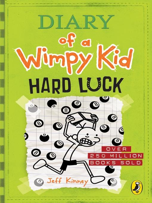 Title details for Hard Luck by Jeff Kinney - Wait list