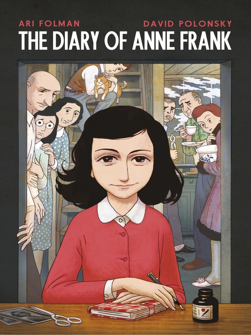 Cover of Anne Frank's Diary
