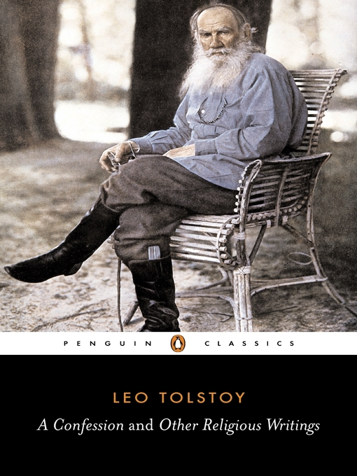 Title details for A Confession and Other Religious Writings by Leo Tolstoy - Available