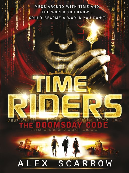 Title details for The Doomsday Code by Alex Scarrow - Wait list