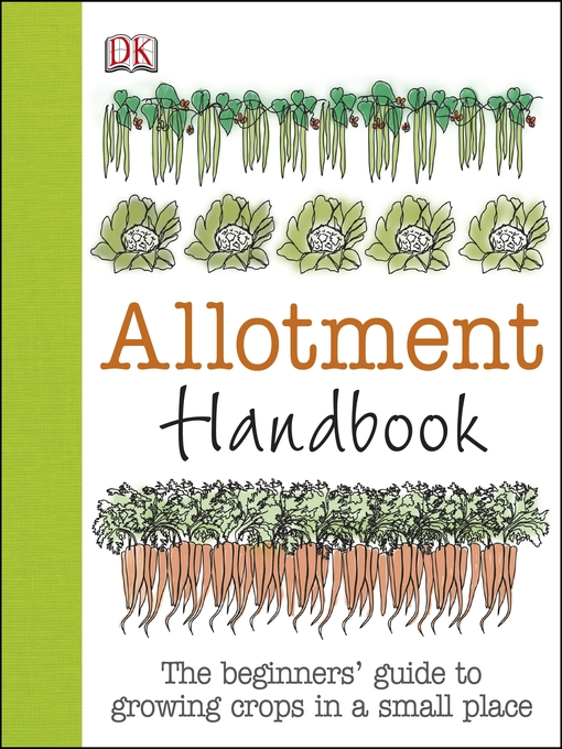 Title details for Allotment Handbook by Simon Akeroyd - Available