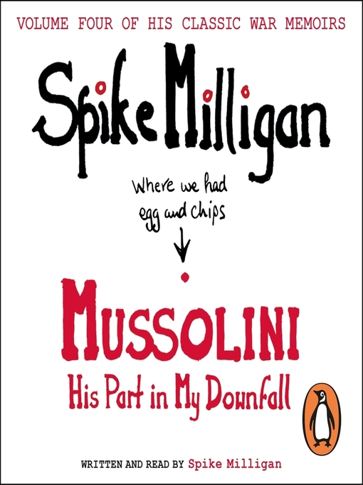 Title details for Mussolini by Spike Milligan - Available