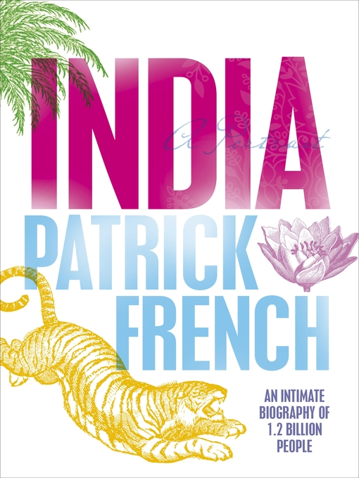 Title details for India by French, Patrick - Available