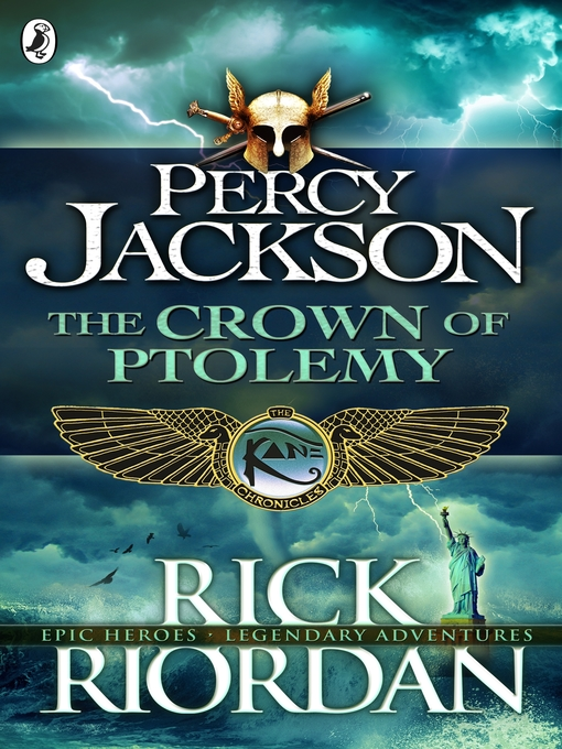 Title details for The Crown of Ptolemy by Rick Riordan - Available