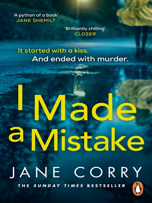 Title details for I Made a Mistake by Jane Corry - Available