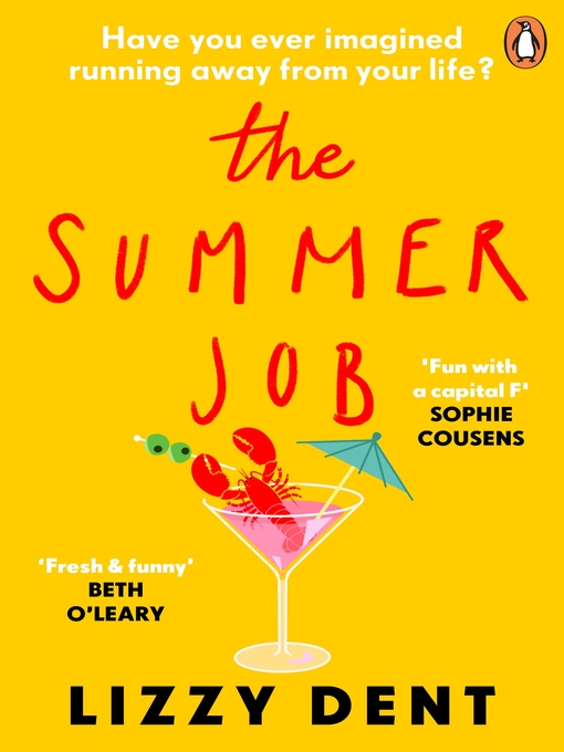 Title details for The Summer Job by Lizzy Dent - Wait list