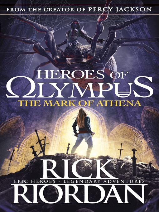 Title details for The Mark of Athena by Rick Riordan - Wait list
