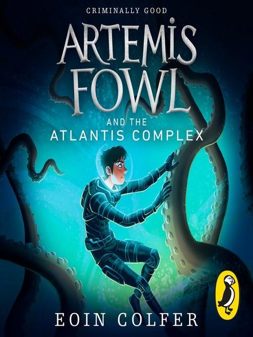 Artemis Fowl And The Atlantis Complex Listening Books
